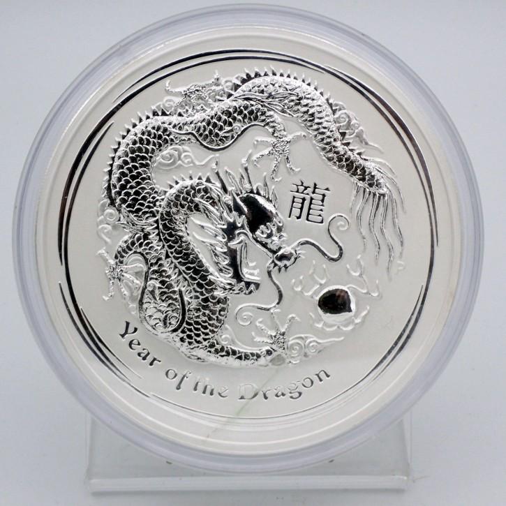 Australien $ 30 Silber 1 kg Lunar Serie II Drache 2012