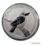 Australien $ 30 1 Kilo Silber Kookaburra 2010