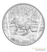 Australien $ 1 Silber Känguru RAM 2016 st