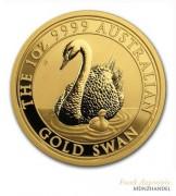 Australien $ 100 Schwan 1 oz Gold 2018