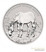 Australien $ 1 Stock Horse Silber 2016
