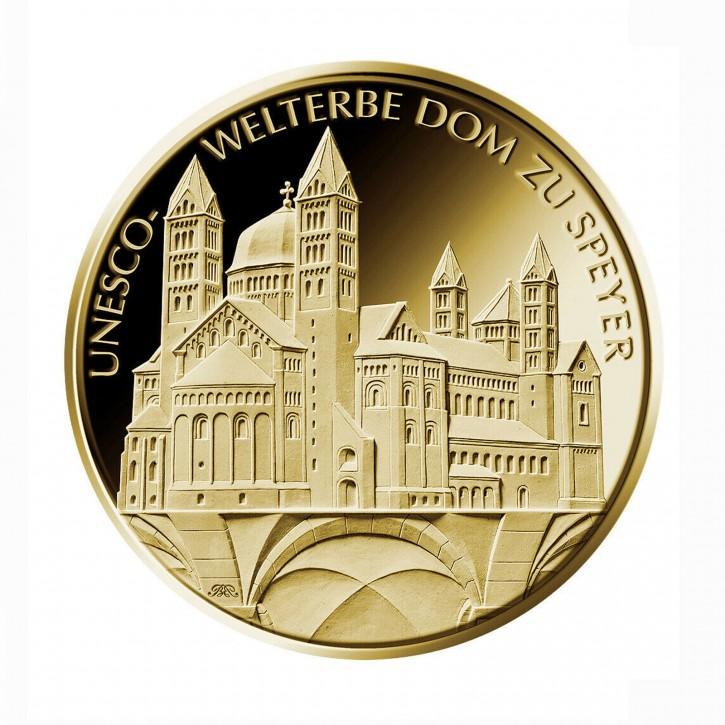 Deutschland 100 Euro Gold Dom zu Speyer 2019