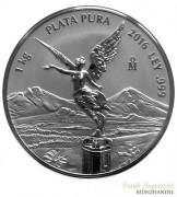 Mexiko Libertad/Siegesgöttin 2016 1 kg Silber Silber PL