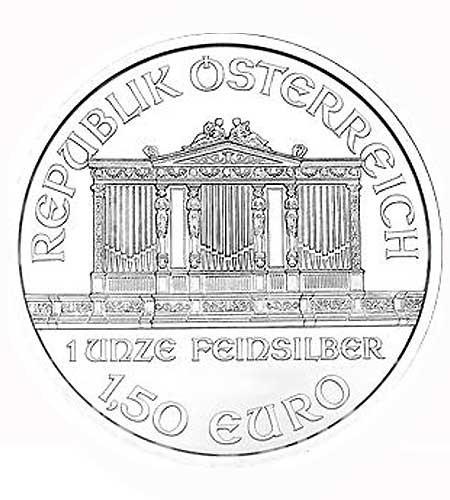 Österreich € 1,50 Philharmoniker 1 oz Silber div. Jahre