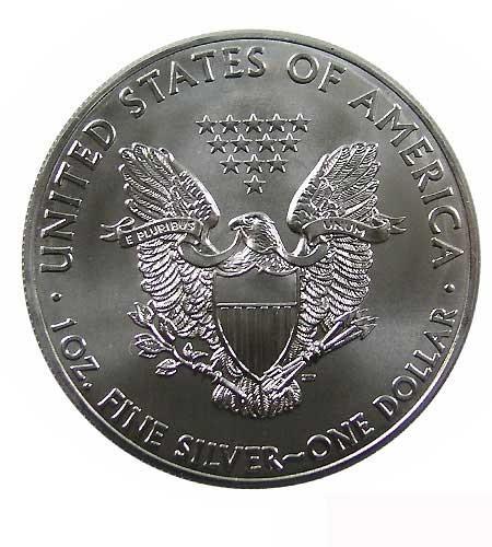 USA $ 1 Silver Eagle Silber 1 oz Silber diverse Jahre