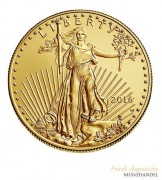USA $ 50 Gold Eagle 2016 1 oz UNC/Sammlerversion