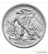 USA $ 25 US Eagle 1 oz .9995 Palladium 2017