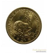 Südafrika 2 Rand Gold
