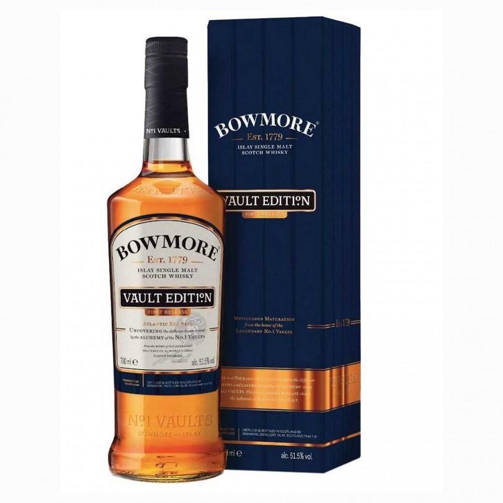 Bowmore Vault Edition No. 1 Single Malt Scotch Whisky 51,5 % 0,7l