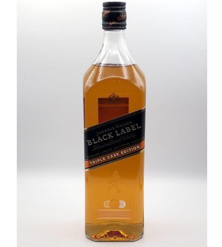 Johnnie Walker Black Triple Cask Edition 40% 1,0L