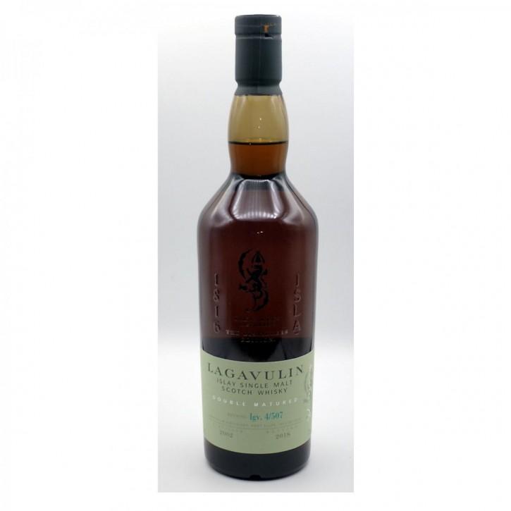 Lagavulin The Distillers Edition 2002/2018 0,7 l 43%