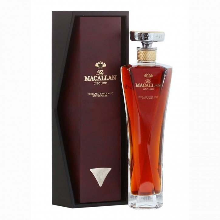 The Macallan Oscuro Single Malt Scotch Whisky 46,5 % 0,7 l