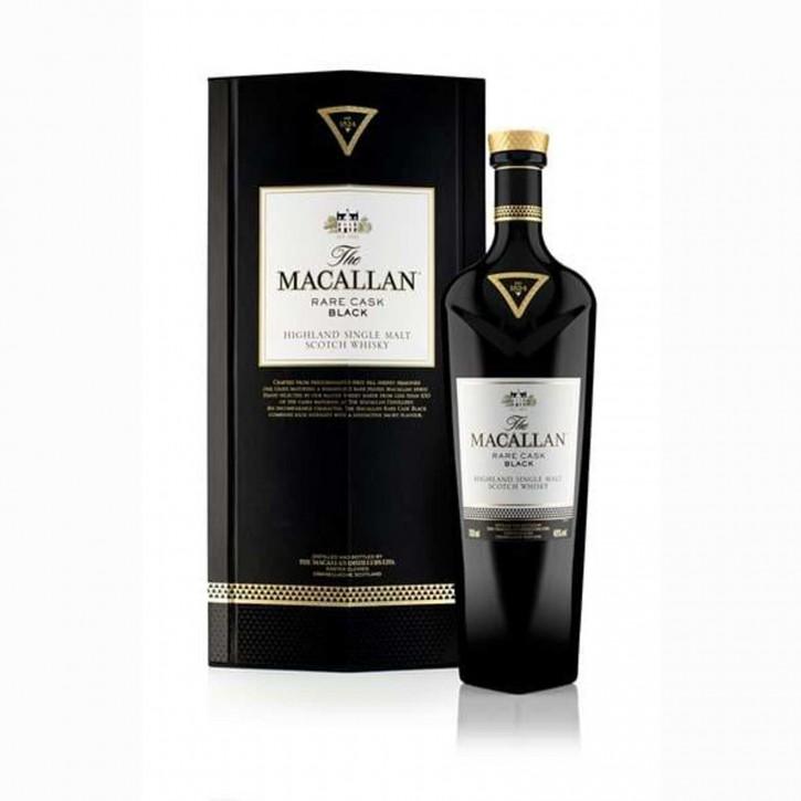 The Macallan Rare Cask Black Single Malt Scotch Whisky 46% 0,7l