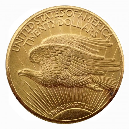 USA $ 20 Double Eagle St. Gaudens 1927 Gold