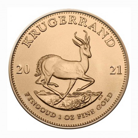 Südafrika Gold Krügerrand 1 oz 2021