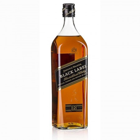 Johnnie Walker Black Label 40% 1,0 l