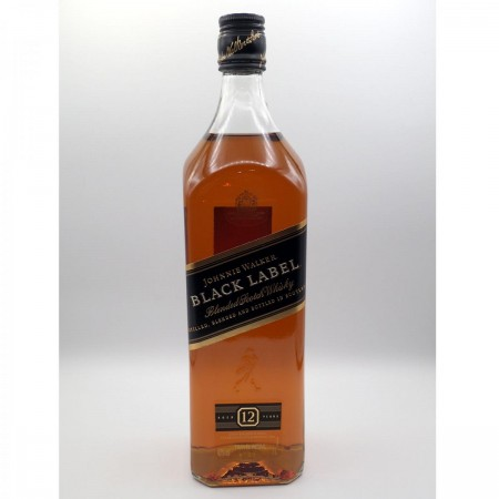 Johnnie Walker Black Label 40% 1,0L
