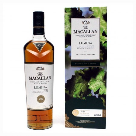 The Macallan Lumina Single Malt Scotch Whisky 41,3 % 0,7 l