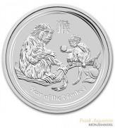 Australien $ 1 Silber Lunar II Affe 2016