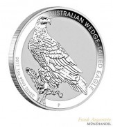 Australien $ 1 Silber 1 oz Wedge Tailed Eagle 2017