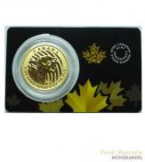 Canada $ 200 Call of the Wild Serie Motiv Puma 1 oz .99999 Gold 2015
