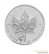Canada $ 5 Silber 1 oz Maple Leaf 2016 Privy Panda