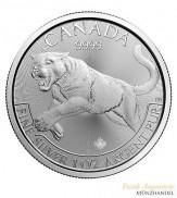 Canada $ 5 Silber 1 oz Maple Leaf 2016 Puma/Predator