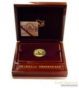 China 800 Yuan 50 g Gold Panda 2016