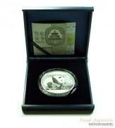 China 50 Yuan Silber Panda 2016 150 g PP