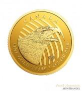 Canada $ 200 Call of the Wild Serie Motiv Adler/Eagle 1 oz .99999 Gold 2018