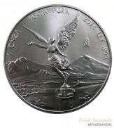 Mexiko Libertad/Siegesgöttin 2016 st 1 oz Silber