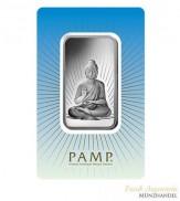 Silberbarren Pamp Suisse 1 oz .999 Silber Motiv Buddha