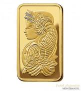 Pamp Suisse Goldbarren Fortuna 1 Gramm .9999 Gold