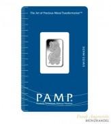 Pamp Suisse Platinbarren 5 g  .9995 Pt