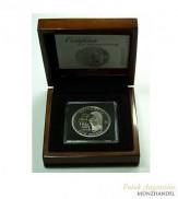Tristan da Cunha Britannia Proof Coin 2010 1 oz Palladium