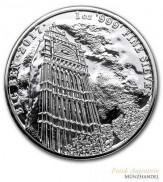 Großbritannien 2 Pfund Landmarks of Britain Silber 2017