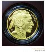 USA $ 50 Gold Buffalo 2009 1 oz PP