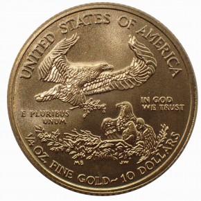 USA $ 10 Gold Eagle 2012
