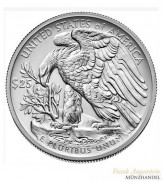 USA $ 25 US Eagle 1 oz .9995 Palladium 2017
