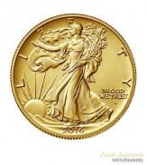 USA $ 0,5 Gold PP Walking Liberty 2016