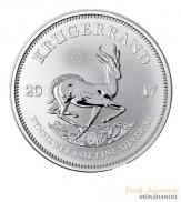 Südafrika 1 Rand Krügerrand Silber 2017