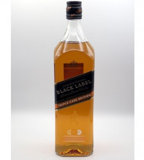 Johnnie Walker Black Triple Cask Edition 40% 1,0L