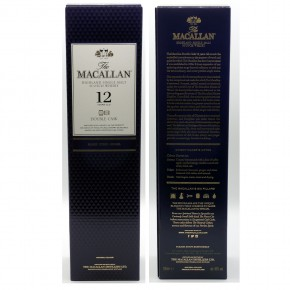 The Macallan Double Cask 12 Years Scotch Whisky 40 % 0,7 l