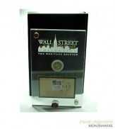 Wall Street Collection Heritage Edition 10 Mark Preussen Gold platiniert 2014